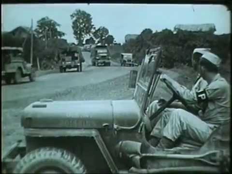 Calcutta Traffic Control System by British Government 1945