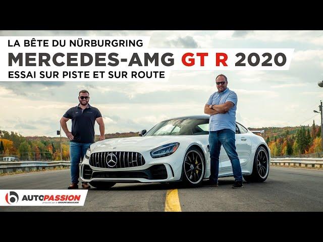 2020 Mercedes-AMG GT R – L'Excellence Est Dans Les Détails !
