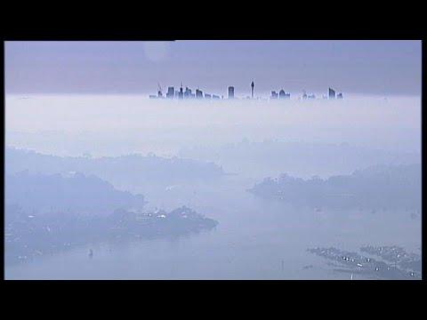 شاهد: دخان حرائق الغابات في أستراليا يغرق العاصمة سيدني في ضباب كثيف…  - نشر قبل 4 ساعة