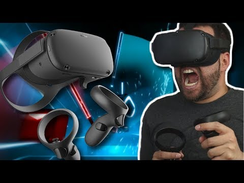 IS THE OCULUS QUEST WORTH IT?