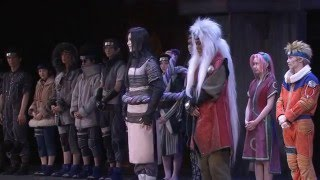 Video Naruto LIVE Spectacle 2015 - Cast Introduction download MP3, 3GP, MP4, WEBM, AVI, FLV September 2018