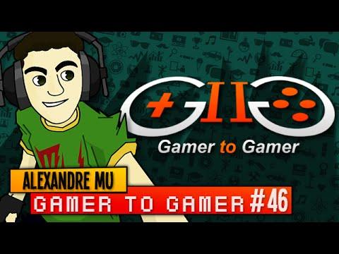 GAMER TO GAMER #46 - MAIS UMA DISCUSSÃO SOBRE GAMES