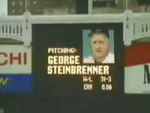 George Steinbrenner dies at the age of 80 in Tampa Fl (TRIBUTE)