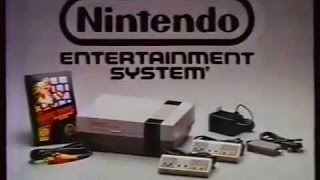 Nintendo Entertainment System NËS Commercials