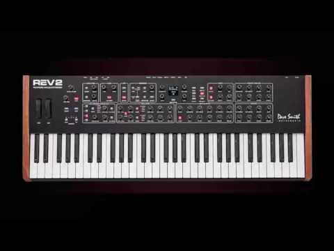 UNOFFICIAL REMIX #2 - NAMM 2017 - Dave Smith Instruments - Prophet 08 Rev2