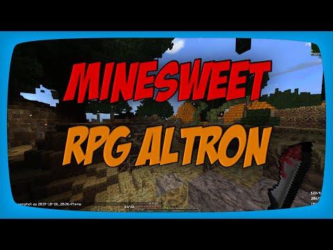 ОГНЕННЫЕ ЛОКАЦИИ! MINESWEET RPG ALTRON