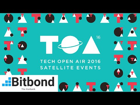 Blockchain technology as a layer for financial services - Bitbond TOA 2016