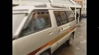 "Toyota Town Ace [R20] 1985 и ЗиЛ-130 в сериале ""Крот-2"" (2002)"