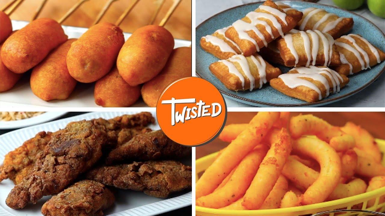 10 Tasty Deep Fried Food Recipes