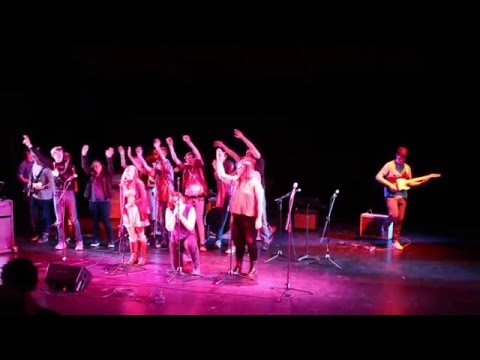 Prince Tribute, Purple Rain, Solebury School Rock Band Spring 2016