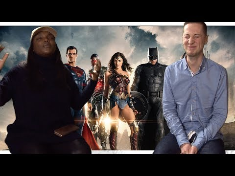 Justice League  with special guest Marlyne Barrett of NBC's Chicago Med