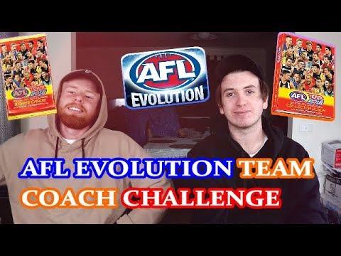 AFL EVOLUTION TEAM COACH CHALLENGE FT BOALOFCHIPS