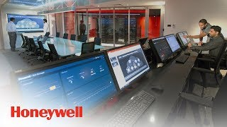 Honeywell Industrial Cyber Security Center of Excellence, Middle East