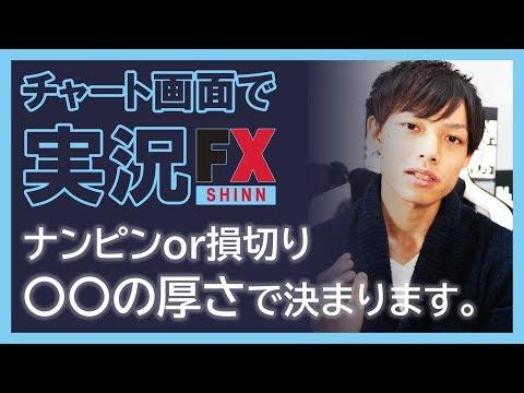 【FX】プロトレーダーのナンピン術