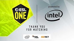LIVE: paiN Gaming vs Imperial e-Sports - ESL One Road to Rio - Tiebreakers - South America