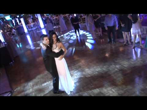 "First Wedding Dance/Michael Buble ""Love"" NYC"