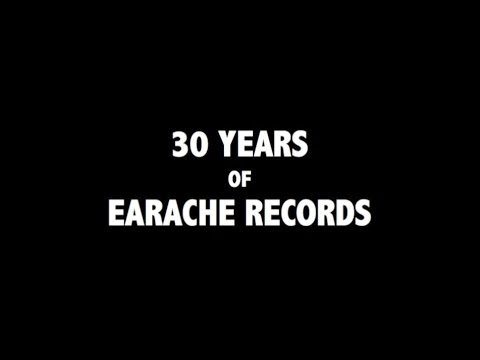 30 Years of Earache Records