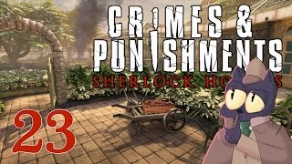 Flowers are serious business - SHERLOCK HOLMES: CRIMES AND PUNISHMENTS - Part 23