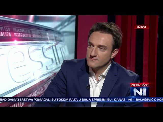 N1 Pressing: Enis Beslagic (18.4.2016)