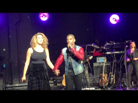 Tori Kelly Featuring Kirk Franklin : Never Alone : Hiding Place Tour : Majestic Theatre : Dallas, TX