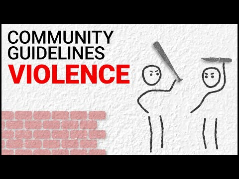 Violent or graphic content policies - YouTube Help