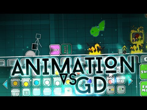 """Animation Vs GD"" By AgentY | Geometry Dash 2.11"