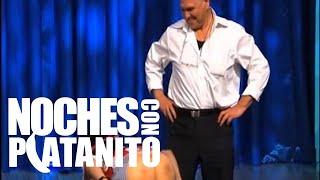 Repeat youtube video Las Lavanderas con Platanito (Noches con Platanito)
