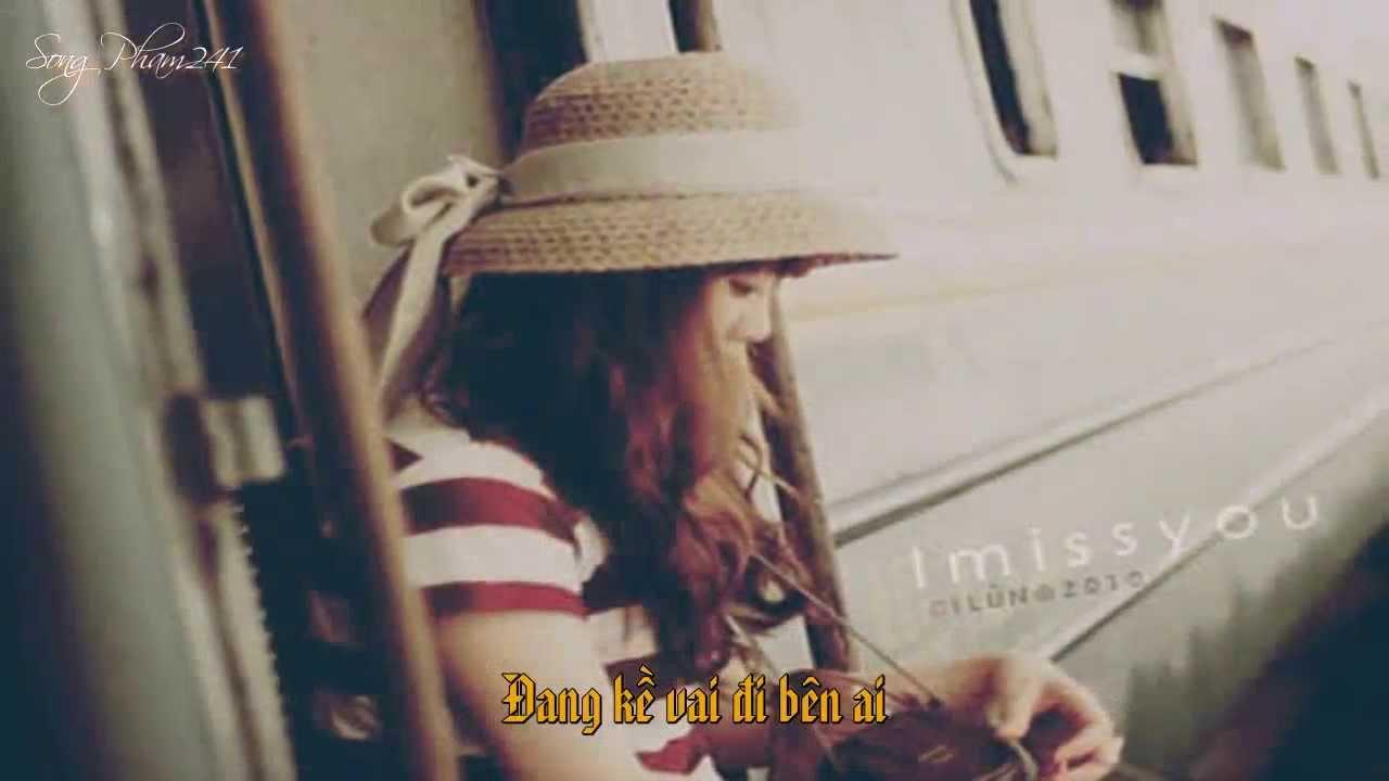 Giả Vờ Nhưng Em Yêu Anh – Miu Lê  [ Video Lyrics ]