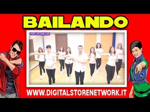 Bailando| Joey&Rina | Balli di gruppo 2014 Line Dance