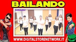 Bailando  Joey&Rina   Balli di gruppo 2014 Line Dance thumbnail