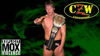 "CZW: Jon Moxley Theme Song ""Shitlist"" by L7 - HD"