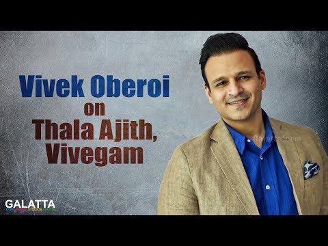 #VivekOberoi on #Thala #Ajith, #Vivegam