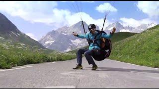 Paraglider Jean-Baptiste Chandelier - Part 2