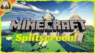 How to Play Splitscreen Minecraft on Computer! (Tutorial)