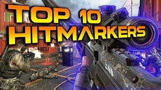 TOP 10 HITMARKERS!