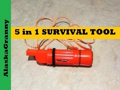 5 In 1 Emergency Survival Aid By Coghlan Product Review