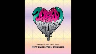 2NE1 - SCREAM (NEW EVOLUTION LIVE IN SEOUL) AUDIO
