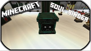 Soul Binder ⭐ Minecraft Ender IO  Tutorial ⭐ Deutsch / German
