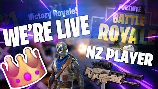 FORTNITE(NEW UPDATE)NZ FINEST/GRINDING SEASON PASS 3