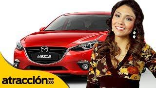 Mazda 3 2014 | El auto de la semana | Atraccion360
