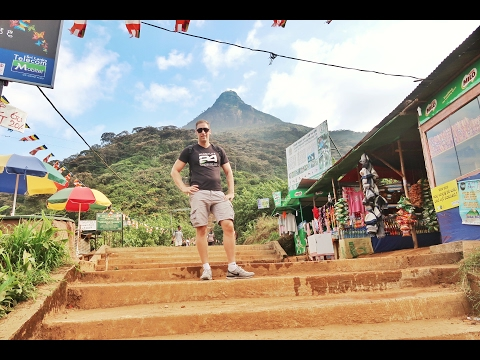 Sri Padaya (Adam's Peak) Sri Lanka 2017