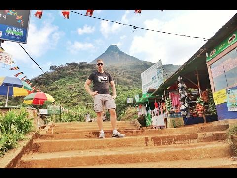 Sri Padaya (Adam's Peak) Sri Lanka 2017