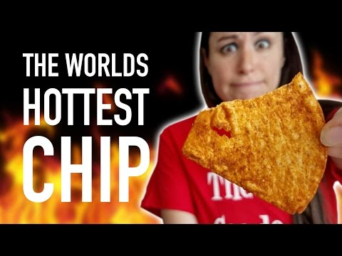 Thumbnail: THE WORLD'S HOTTEST CHIP - Russian Roulette Style
