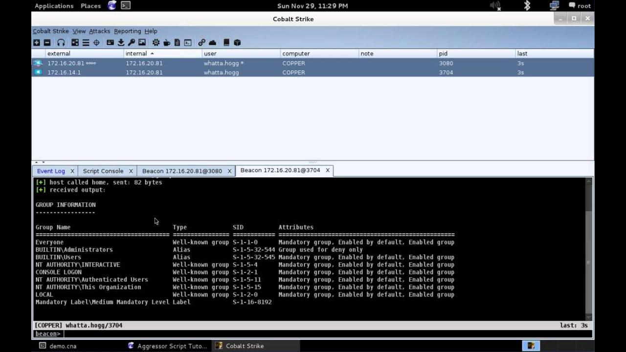 Kits, Profiles, and Scripts… Oh my! | Strategic Cyber LLC
