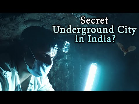 Ancient Underground City Found in India? Strange Cave System of 'Kugai Murugan' Temple|Praveen Mohan