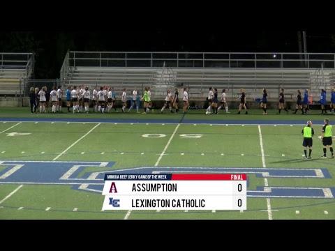 Challenge Cup - Lexington Catholic vs Assumption - Girls HS Soccer