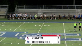 Challenge Cup - Lexington Catholic vs Assumption - Girls HS Soccer