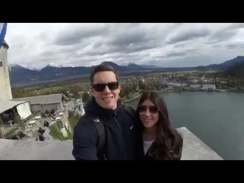 4 Days in Beautiful Bled - Slovenia