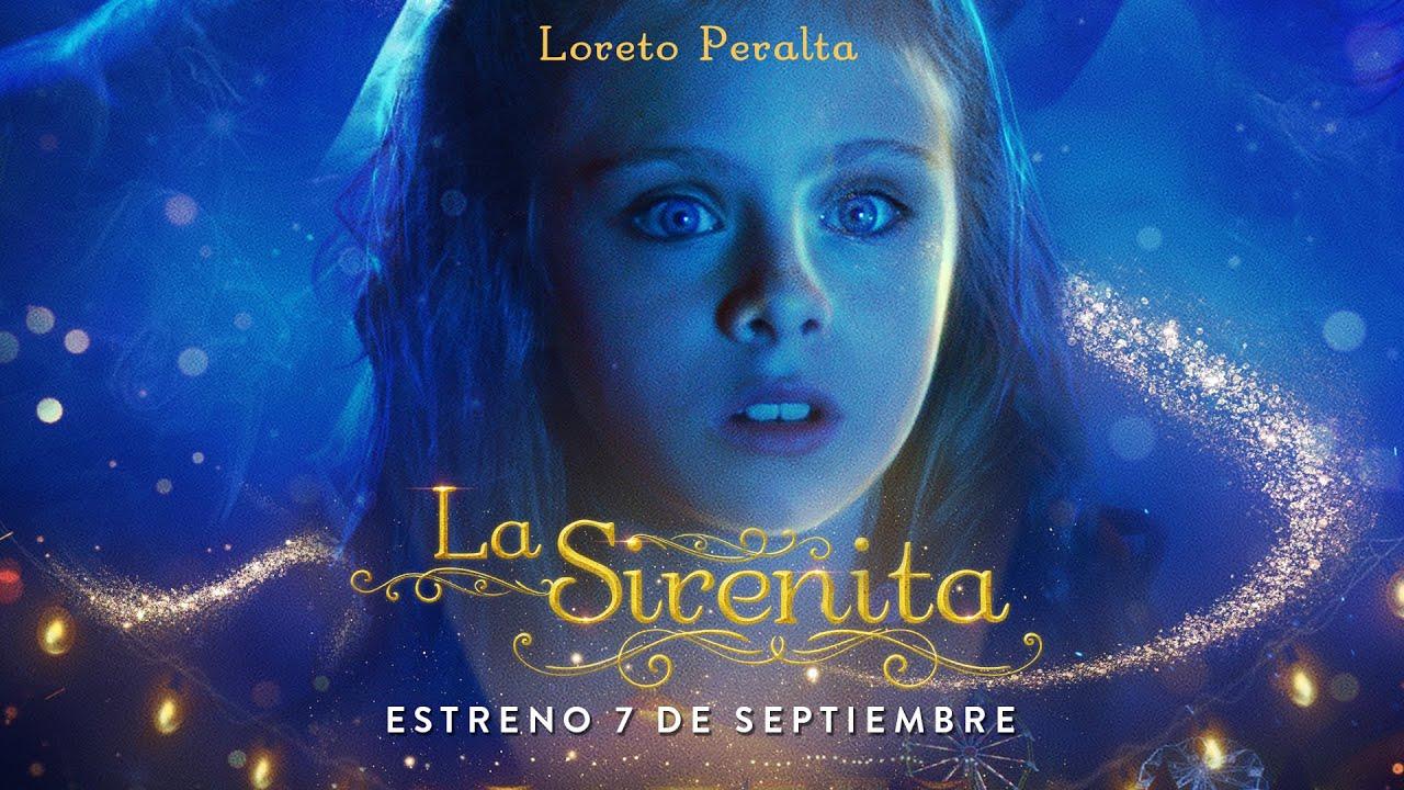 La Sirenita Estreno 7 De Septiembre Youtube