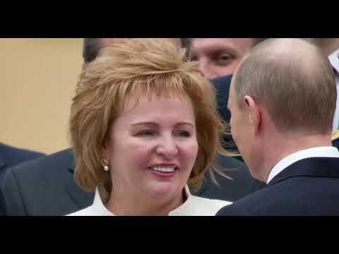 Людмила Путина откровенно о своем замужестве! - Путин молчать не стал...